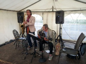 Live Jazz at the Prince of Wales, Stow Maries