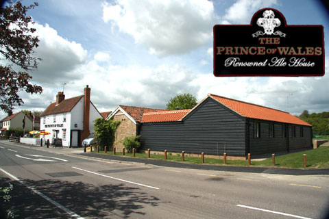 Prince of Wales, Stow Maries, Essex